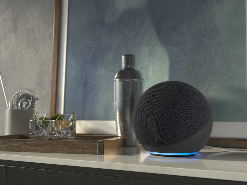 Amazon Echo Charcoal