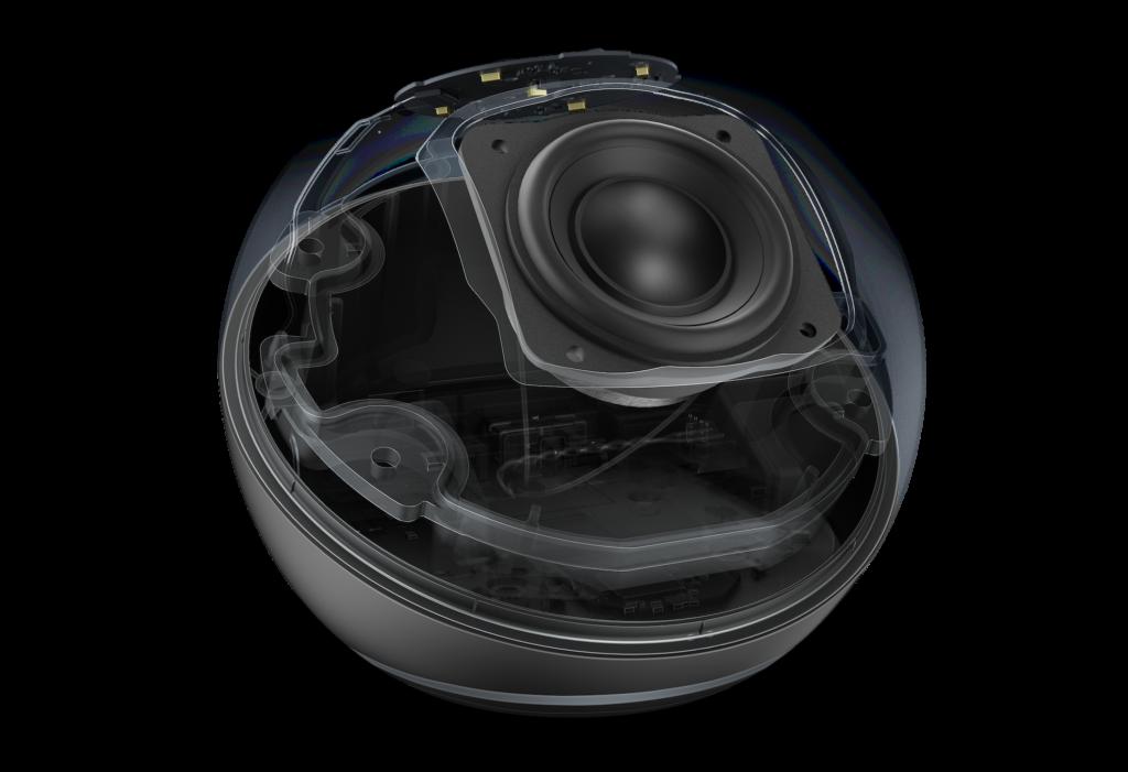 Echo Dot von innen