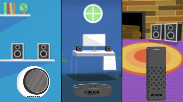 Amazon Echo Multiroom