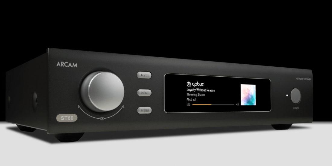 Der neue Musik-Streamer Arcam ST60