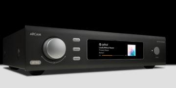 Arcam ST60: Musik-Streamer ergänzt Stereo-Verstärker