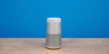 Bose SoundLink Revolve im Test: Was kann der 360°-Lautsprecher?