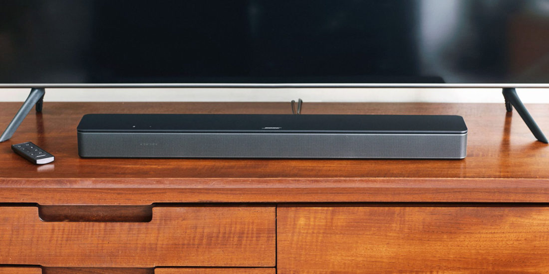 Die neue Bose Smart Soundbar 300