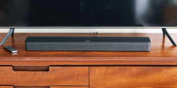 Bose Smart Soundbar 300 mit Apple AirPlay 2 startet in Deutschland