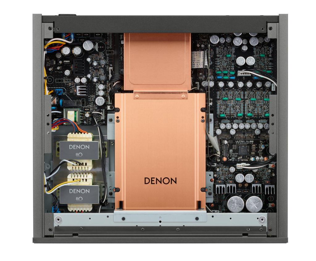 Denon DCD-A110 Innenansicht