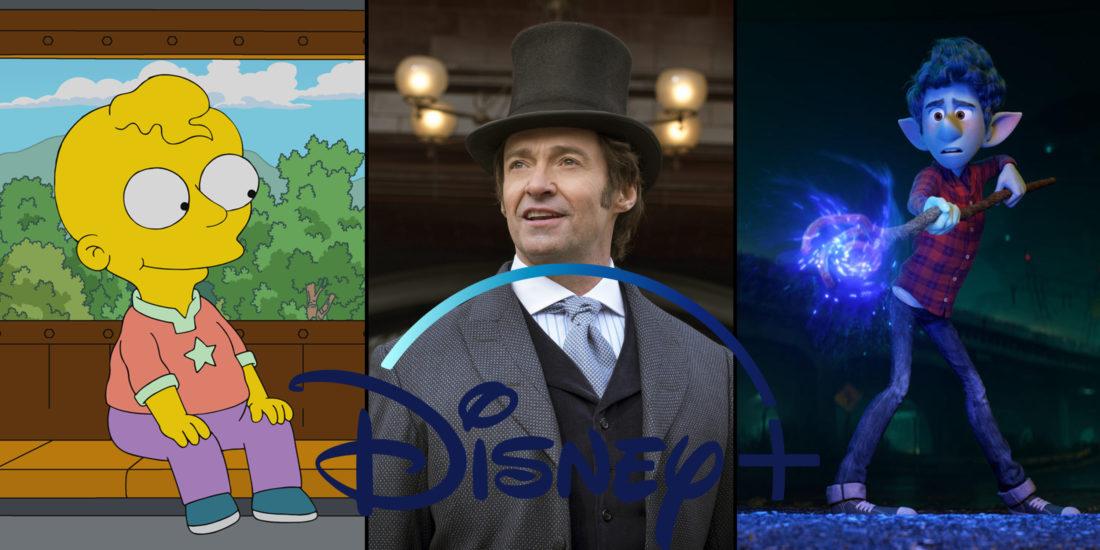 Disney Plus: Neue Filme und Serien im November 2020