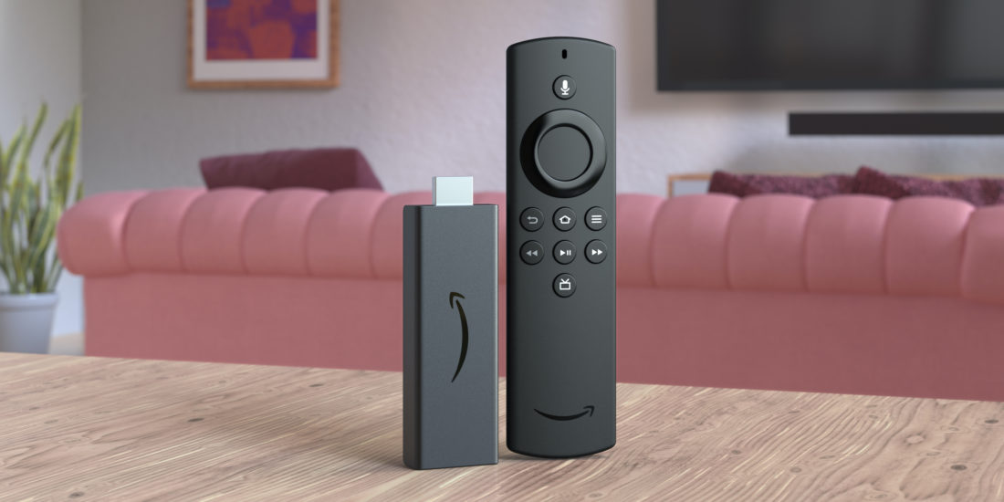Fire TV Stick Lite Titelbild