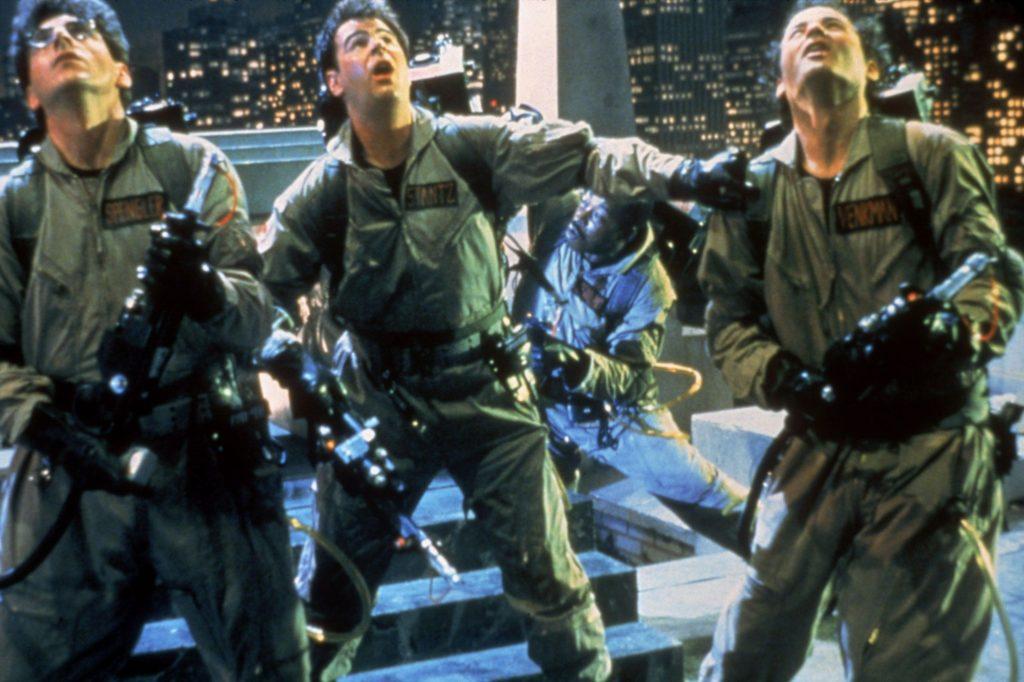 Ghostbusters auf 4K Blu-ray