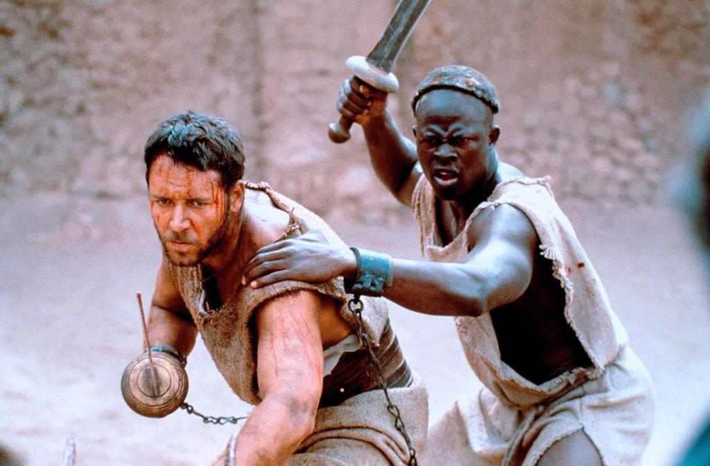 Gladiator auf UHD Blu-ray