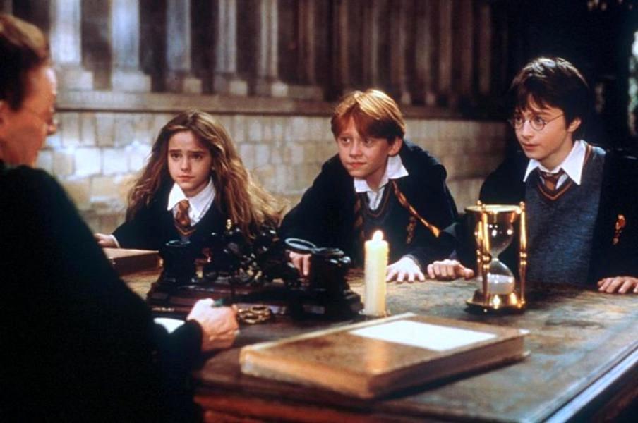 Harry Potter und der Stein der Weisen auf 4K Blu-ray