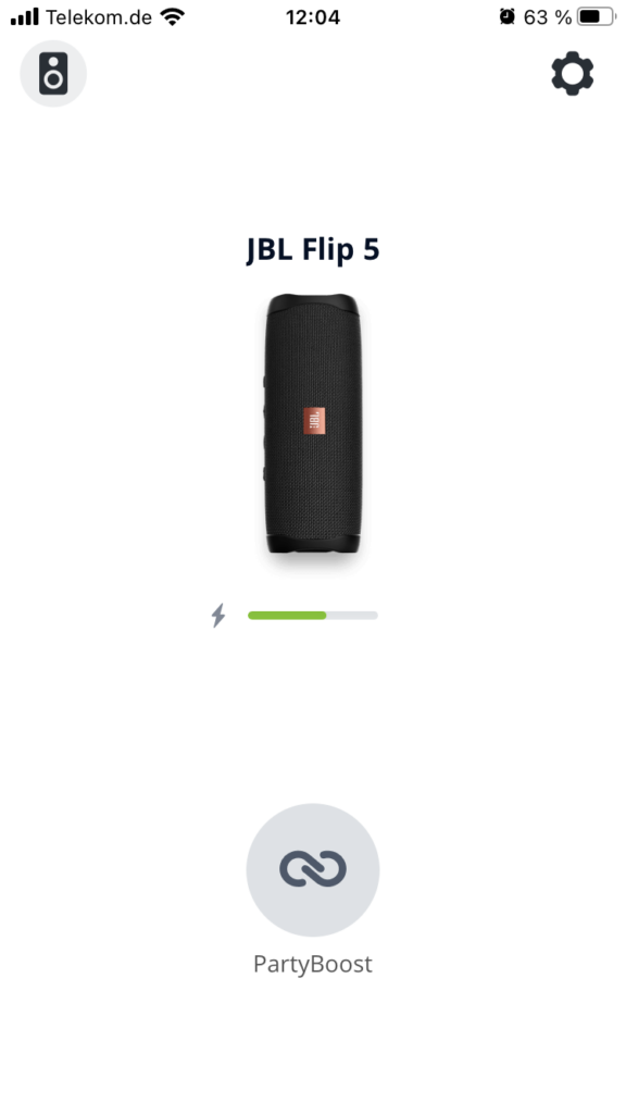 JBL Connect-App