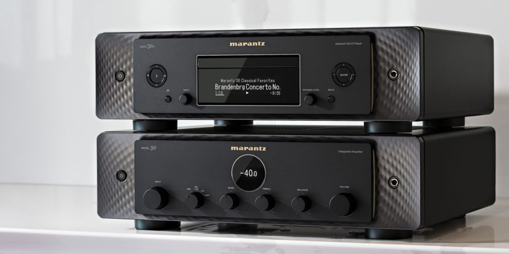 Marantz Model30 SACD30 Kombination