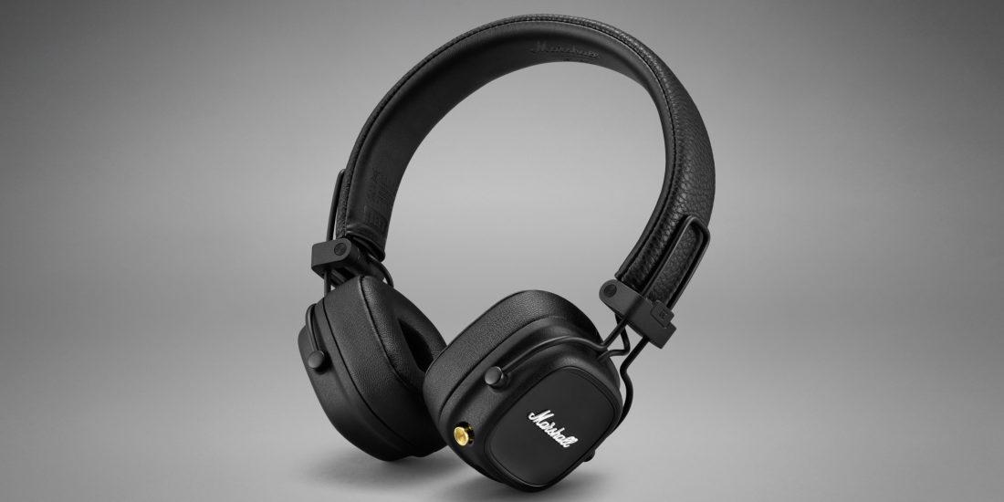 Marshall Major IV: Neue Bluetooth-Kopfhörer von Marshall