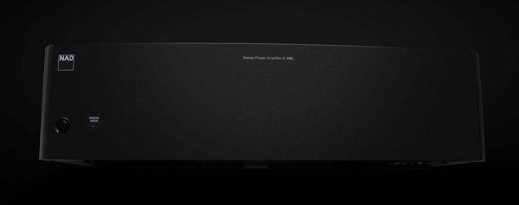 Die neue Stereo-Endstufe C298
