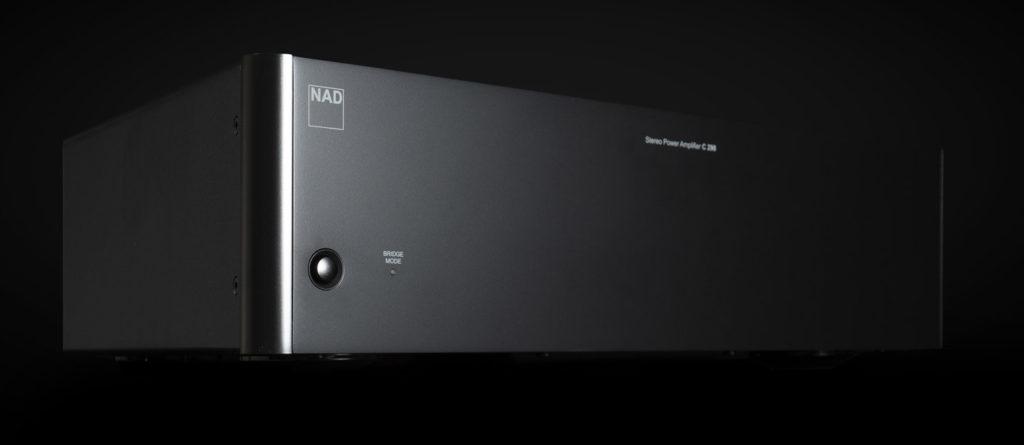 Die NAD C298 beherrscht auch den Bridge Mode