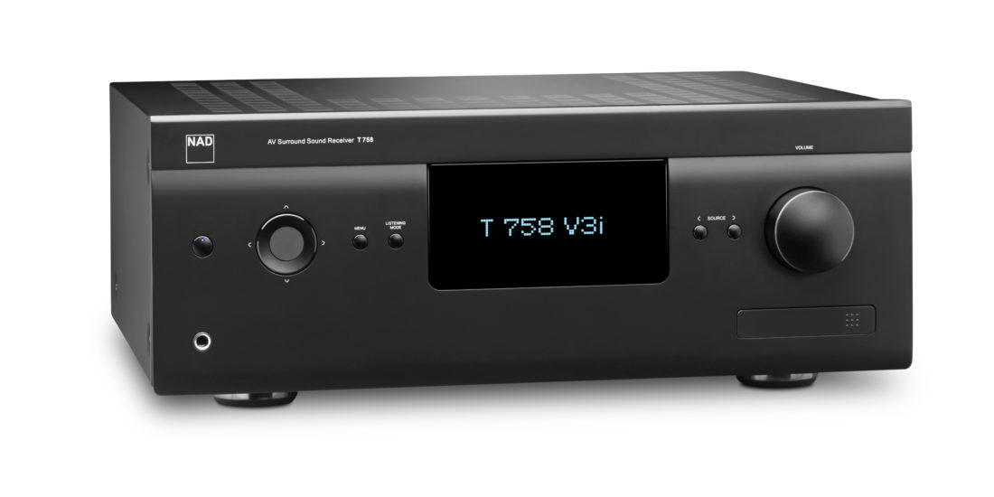 AV-Receiver NAD T 758 V3i