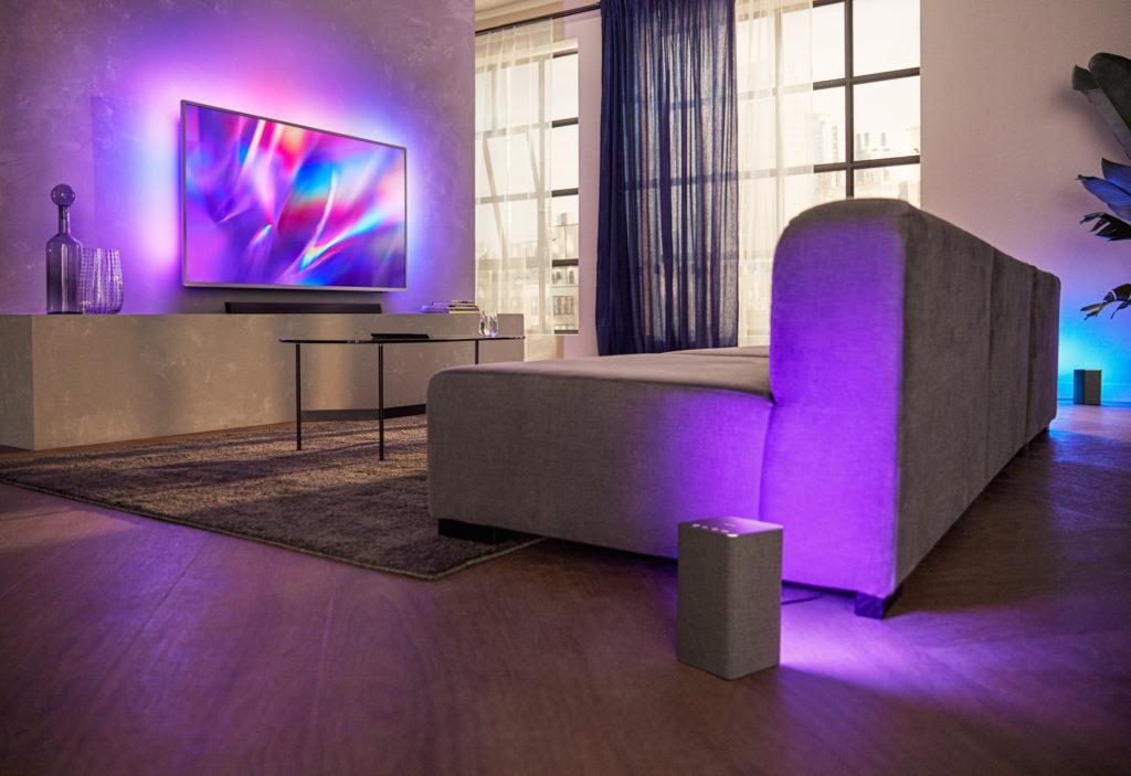 Philips will seine Audio-Komponenten enger miteinander verzahnen.