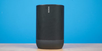 Sonos Move Test