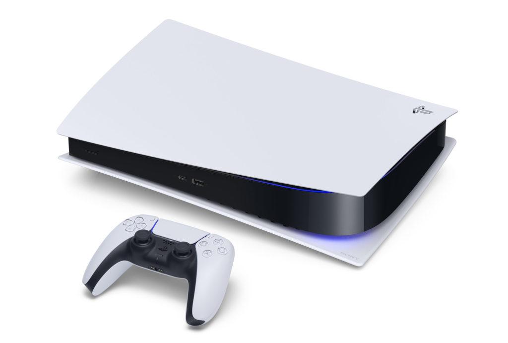 Die Sony PlayStation 5 lässt sich auch liegend aufstellen