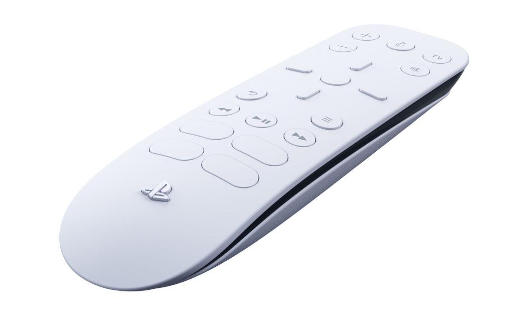 Die Media Remote macht die Steuerung der Film- und Serienwiedergabe komfortabler.
