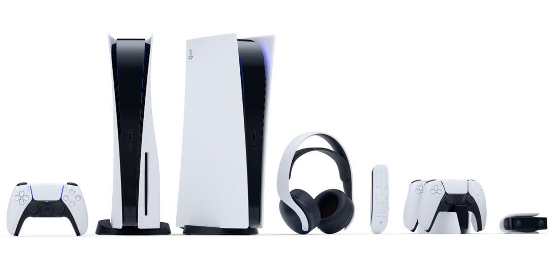 Die PlayStation 5 erhält direkt zum Start zahlreiche Accessoires