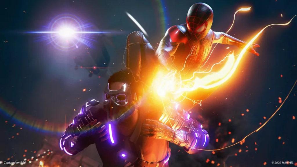 """""""Spider-Man: Miles Morales"""" zählt zu den Launch-Titeln für die PlayStation 5"""