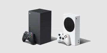Die Microsoft Xbox Series X und Xbox Series S
