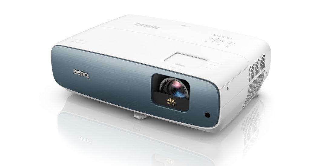 Der BenQ TK850i beherrscht 4K und HDR.