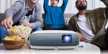 BenQ TK850i, TH685i & W2700i: Neue Beamer mit Android TV