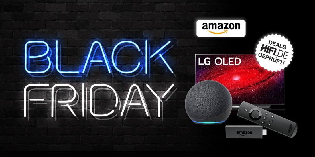 Black Friday 2020: Die besten Deals auf Amazon.de