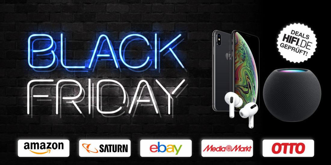 Die besten Black Friday Angebote von Apple