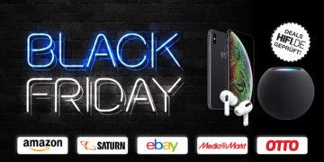 Black Friday 2020: Die besten Angebote von Apple