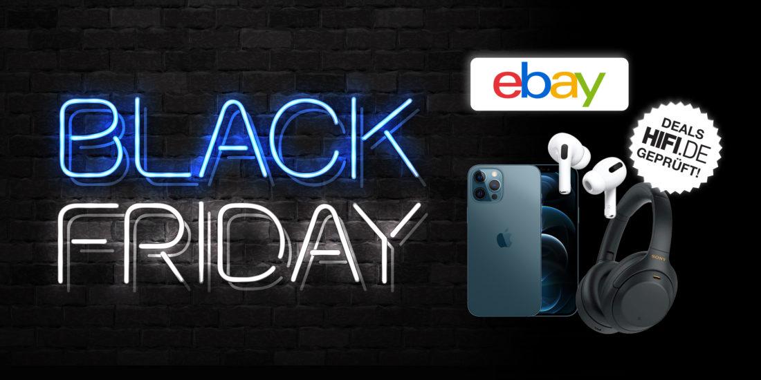Die besten Black Friday Deals bei eBay