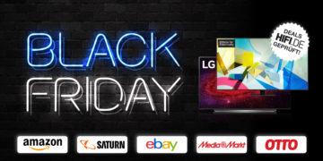 Black Friday 2020: Die besten Fernseher-Deals