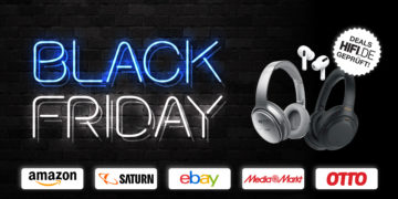 Die besten Black Friday Kopfhörer Deals 2020