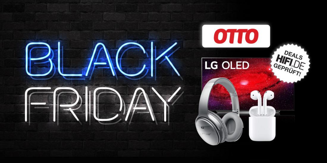 Die besten Black Friday Deals bei Otto.de