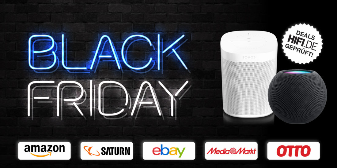 Black Friday Smart Speaker-Deals