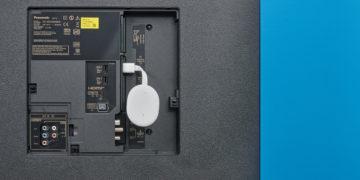 Der neue Chromecast mit Google TV im Test