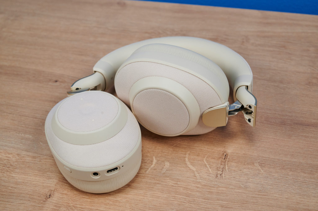 Jabra Elite 85h Design