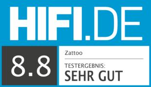 HIFI.DE Testsiegel für Zattoo im Test: Der beste Live TV-Anbieter?