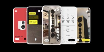 nuReality App: Erlebe Nubert-Lautsprecher virtuell in deinem Wohnzimmer