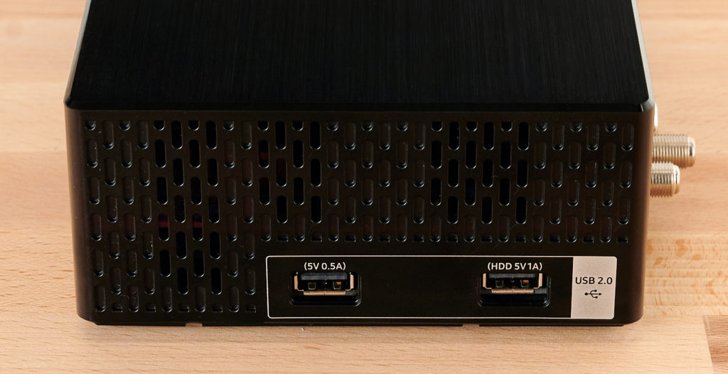 samsung 55q95t USB Recoding