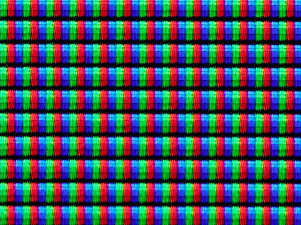 QLED-RGB PIXEL
