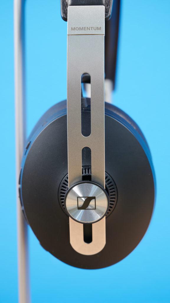 Sennheiser Momentum 3 Wireless Design Detail