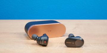 Sony WF-1000XM3 im Test: Besser als die Apple AirPods?