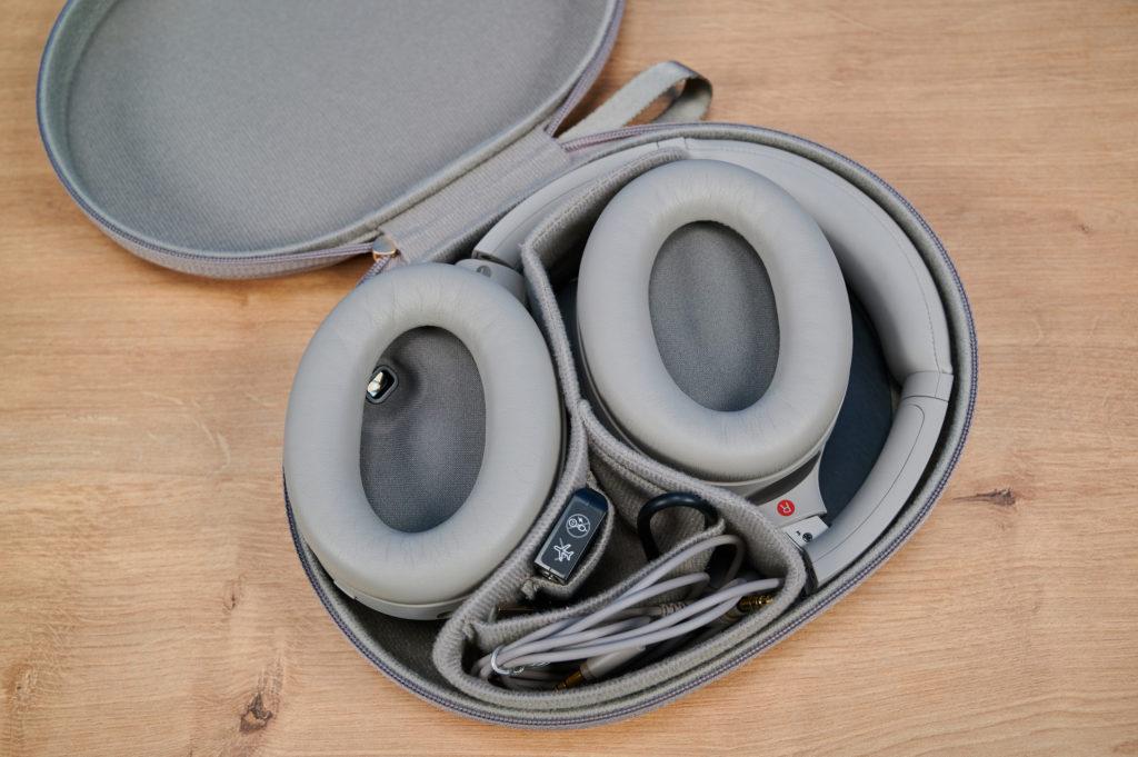 WH-1000XM4 Tasche innen