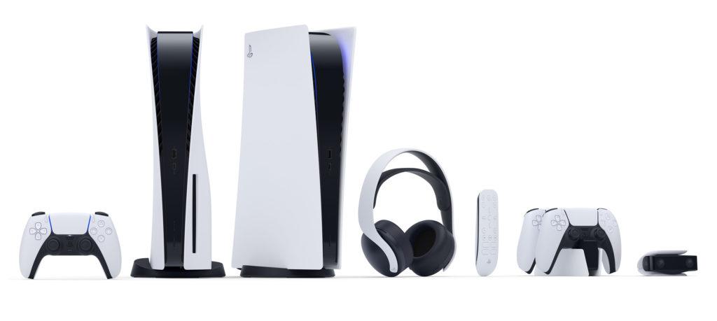 Parallel zur Sony PlayStation 5 erscheinen auch zahlreiche Accessoires.