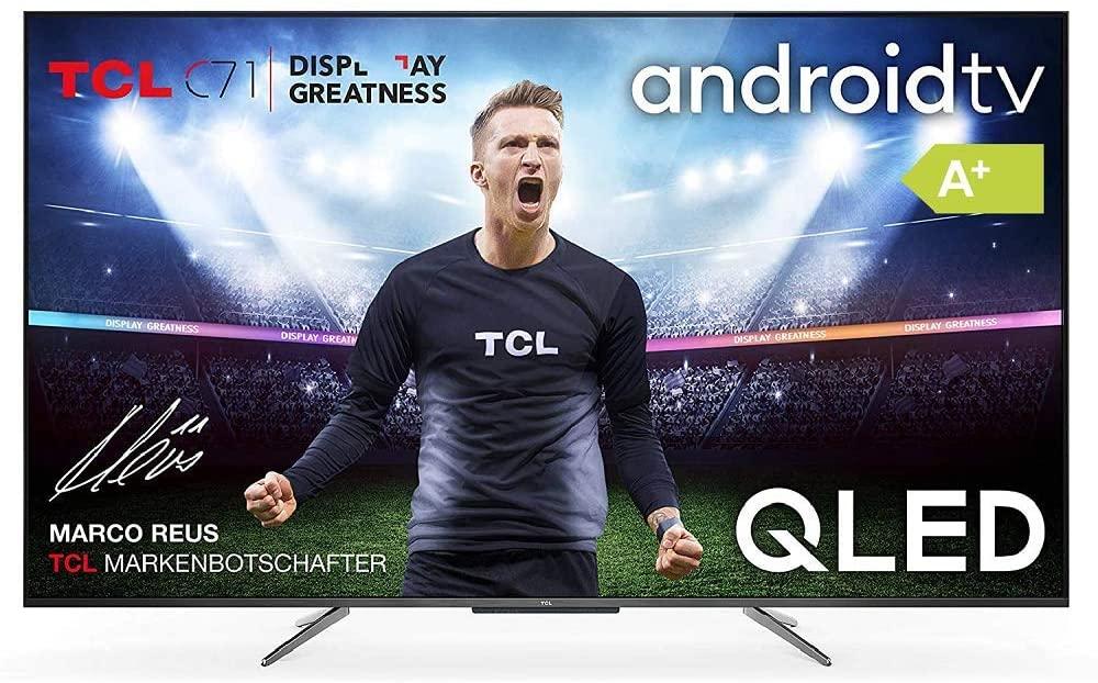 TCL bietet seit einiger Zeit auch QLED-Fernseher an. |Bild: TCL
