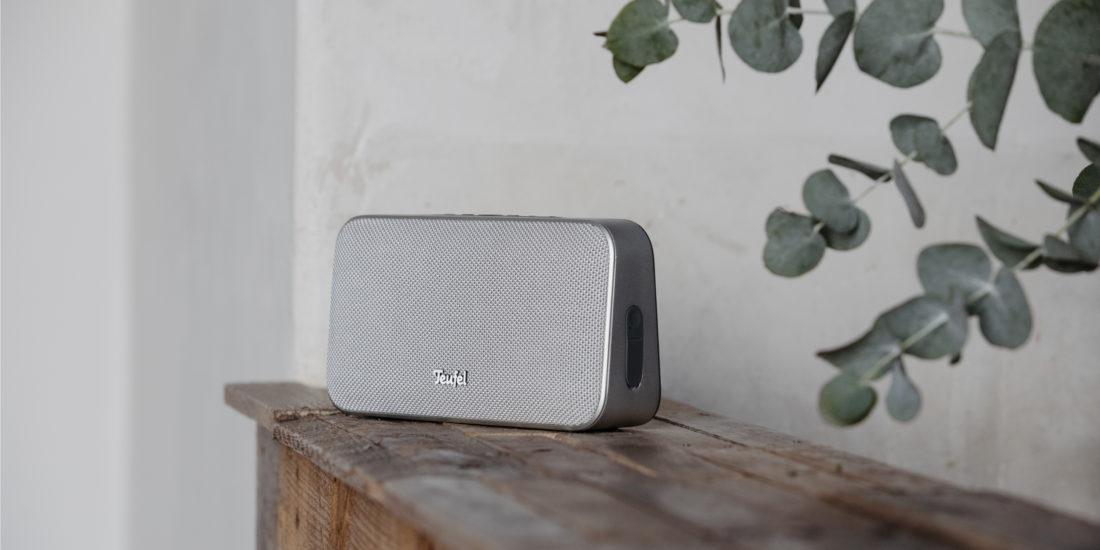 Teufel Motiv Go: Neue kompakte Bluetooth-Box für drinnen und draußen