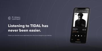 Tidal Connect ist da: MQA und Dolby Atmos Music auf Lautsprecher streamen